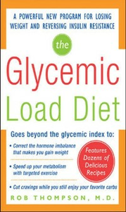 Ebook in inglese Glycemic-Load Diet Thompson, Rob