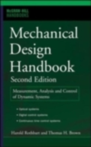 Ebook in inglese Mechanical Design Handbook, Second Edition Brown, Thomas , Rothbart, Harold