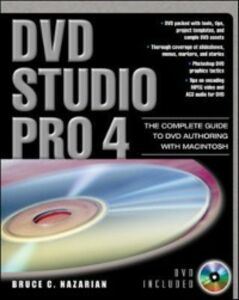 Ebook in inglese DVD Studio Pro 4 Nazarian, Bruce