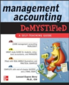 Ebook in inglese Management Accounting Demystified Berry, Leonard Eugene