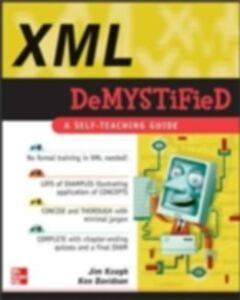Ebook in inglese XML Demystified Davidson, Ken , Keogh, Jim