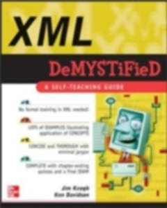Ebook in inglese XML Demystified Davidson, Ken , Keogh, Jim