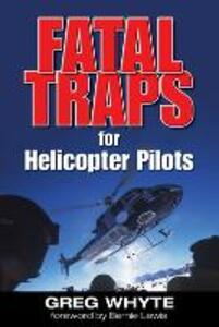 Fatal Traps for Helicopter Pilots - Greg Whyte - cover