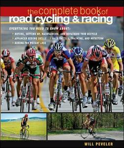 The Complete Book of Road Cycling & Racing - Willard Peveler - cover