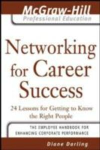 Foto Cover di Networking for Career Success, Ebook inglese di Diane Darling, edito da McGraw-Hill Education