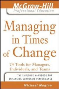 Ebook in inglese Managing in Times of Change Maginn, Michael