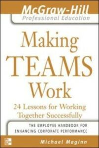 Ebook in inglese Making Teams Work Maginn, Michael