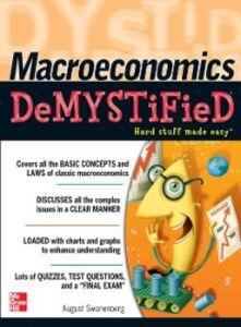 Ebook in inglese Macroeconomics Demystified Swanenberg, August