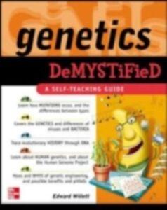 Ebook in inglese Genetics Demystified Willett, Edward