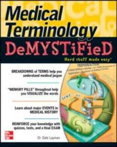 Ebook in inglese Medical Terminology Demystified Layman, Dale