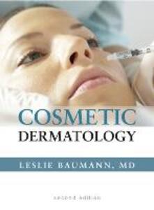 Cosmetic dermatology: principles and practice - Leslie Baumann - copertina
