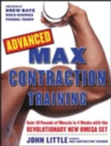 Ebook in inglese Advanced Max Contraction Training Little, John