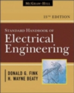 Ebook in inglese Standard Handbook for Electrical Engineers Beaty, H. Wayne , Fink, Donald