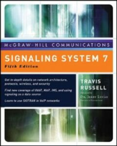 Ebook in inglese Signaling System #7, Fifth Edition Russell, Travis