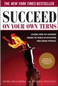 Ebook in inglese Succeed On Your Own Terms Greenberg, Herb , Sweeney, Patrick