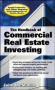 Ebook in inglese Handbook of Commercial Real Estate Investing McMahan, John