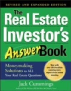 Ebook in inglese Real Estate Investor's Answer Book: Money Making Solutions to All Your Real Estate Questions Cummings, Jack