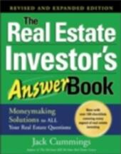 Real Estate Investor's Answer Book: Money Making Solutions to All Your Real Estate Questions