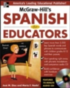 Ebook in inglese McGraw-Hill's Spanish for Educators (Book Only) Diaz, Jose , Nadel, Mar a