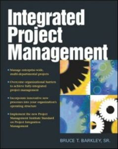 Ebook in inglese Integrated Project Management Barkley, Bruce
