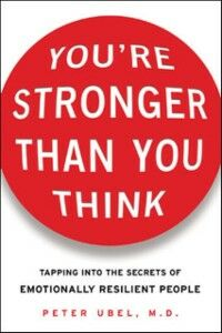 Ebook in inglese You're Stronger Than You Think Ubel, Peter