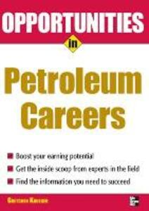 Opportunities in Petroleum - Gretchen Dewailly Krueger - cover