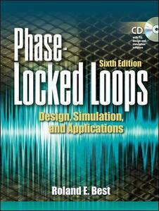Phase Locked Loops 6/e: Design, Simulation, and Applications - Roland E. Best - cover