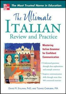 The Ultimate Italian Review and Practice - David Stillman,Tiziano Cherubini - cover