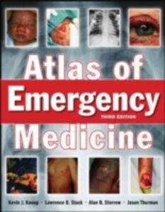 Libro The atlas of emergency medicine