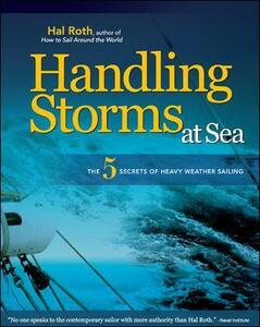 HANDLING STORMS AT SEA - Hal Roth - cover