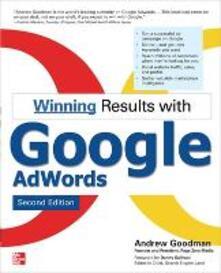 Winning results with google adwords - Andrew Goodman - copertina