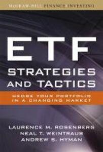 Libro Eft strategies and tactics. Hedge your portfolio Rosenberg
