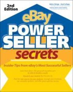 eBay PowerSeller Secrets, 2E - Brad Schepp,Debra Schepp - cover