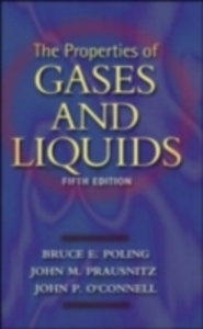 Ebook in inglese Properties of Gases and Liquids Connell, John O' , Poling, Bruce , Prausnitz, John