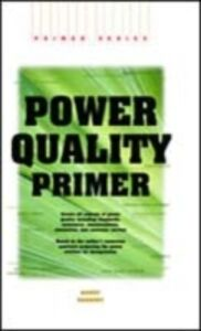 Ebook in inglese Power Quality Primer Kennedy, Barry