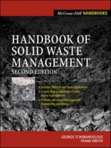 Ebook in inglese Handbook of Solid Waste Management Kreith, Frank , Tchobanoglous, George