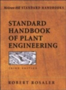 Ebook in inglese Standard Handbook of Plant Engineering Rosaler, Robert
