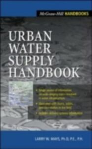 Ebook in inglese Urban Water Supply Handbook Mays, Larry