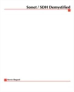 Ebook in inglese SONET/SDH Demystified Shepard, Steven