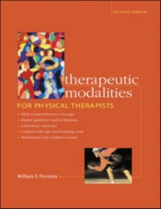 Ebook in inglese Therapeutic Modalities for Physical Therapists Prentice, William