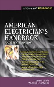 Foto Cover di American Electricians' Handbook, Ebook inglese di Terrell Croft,Wilford Summers, edito da McGraw-Hill Education