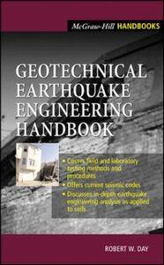 Ebook in inglese Geotechnical Earthquake Engineering Handbook Day, Robert