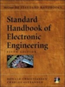 Ebook in inglese Standard Handbook of Electronic Engineering, 5th Edition Alexander, Charles , Christiansen, Donald , Jurgen, Ronald