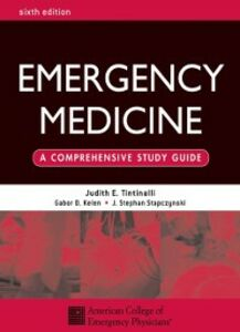 Foto Cover di Emergency Medicine: A Comprehensive Study Guide, Sixth edition, Ebook inglese di AA.VV edito da McGraw-Hill Education