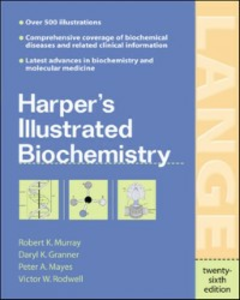 Ebook in inglese Harper's Illustrated Biochemistry Granner, Darryl , Mayes, Peter , Murray, Robert , Rodwell, Victor