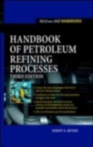 Ebook in inglese Handbook of Petroleum Refining Processes Meyers, Robert A.