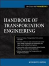 Handbook of Transportation Engineering