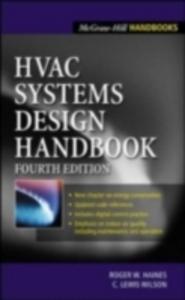 Ebook in inglese HVAC Systems Design Handbook Haines, Roger , Wilson, Lewis