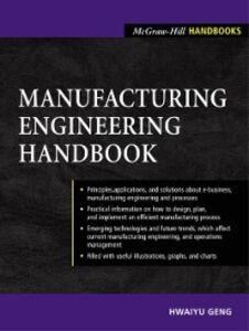 Ebook in inglese Manufacturing Engineering Handbook Geng, Hwaiyu