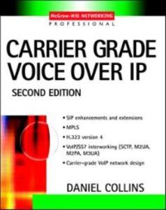 Ebook in inglese Carrier Grade Voice Over IP Collins, Daniel